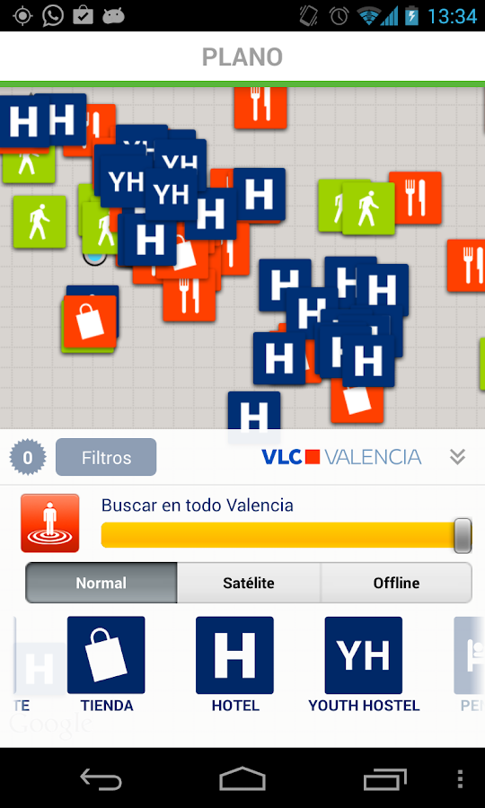 VLC Valencia- screenshot