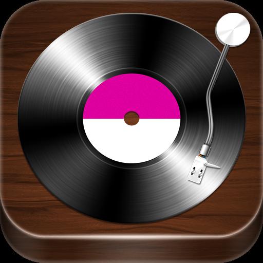 DJ Scratch - Beatbox LOGO-APP點子