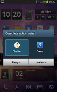 LAppSter - Launch Apps Faster - screenshot thumbnail