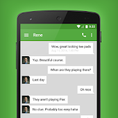 EvolveSMS Theme My Hangouts
