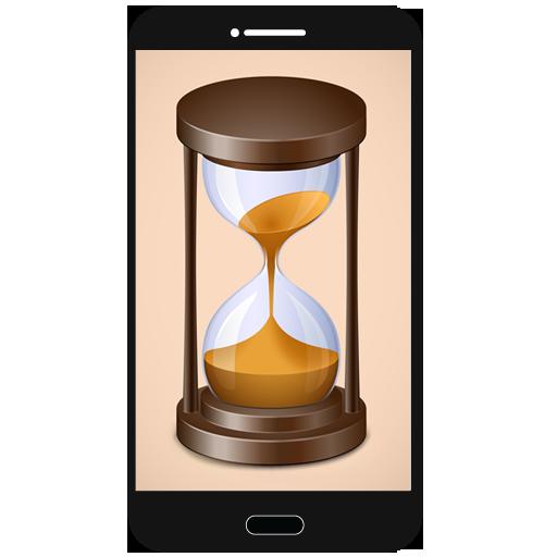 手机使用时间 生產應用 App LOGO-硬是要APP