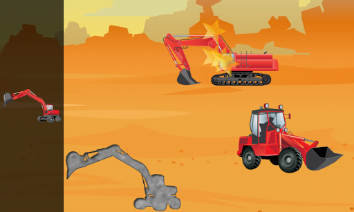 Digger Puzzles for Toddlers  screenshots 3