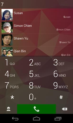 ExDialer - Dialer & Contacts 196 screenshots 6
