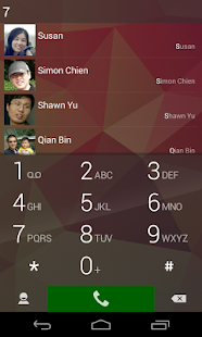 App ExDialer - Dialer & Contacts APK for Windows Phone