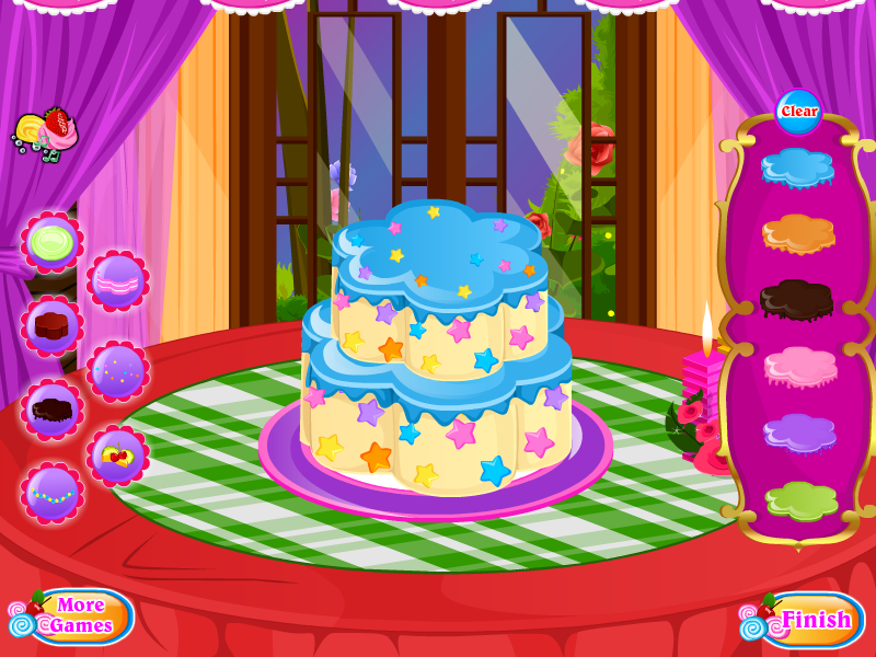 Birthday Cake Decoration Games Android Apps On Google Play - Cake birthday games