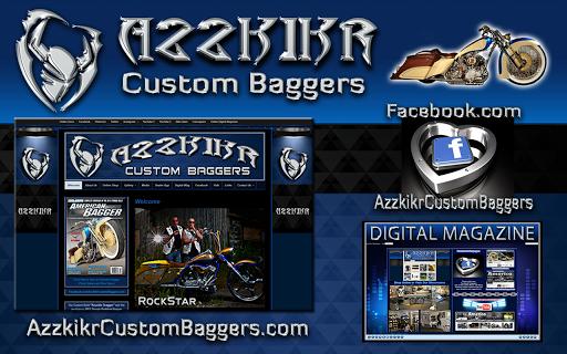 【免費購物App】Azzkikr Custom Baggers-APP點子