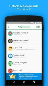 Quit smoking - QuitNow! v5.0.5