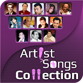 Artists Songs Collection