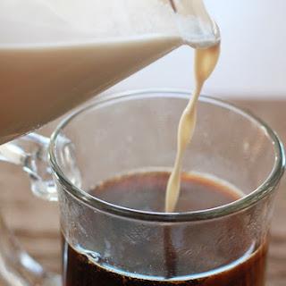 Almond Milk Coffee Recipes.