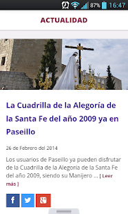 Paseillo.es- screenshot thumbnail
