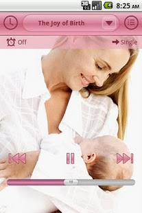 Prenatal Lullabies Lite- screenshot thumbnail