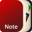 NoteLedge – Note & Multimedia icon