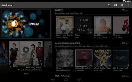 SoundHound ∞ Music Search Screenshot 10
