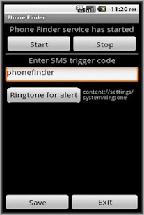 Phone Finder- screenshot thumbnail