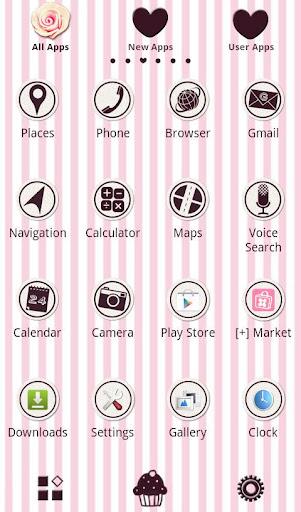Cute Theme-Sweet Cupcakes- 1.0 Windows u7528 2