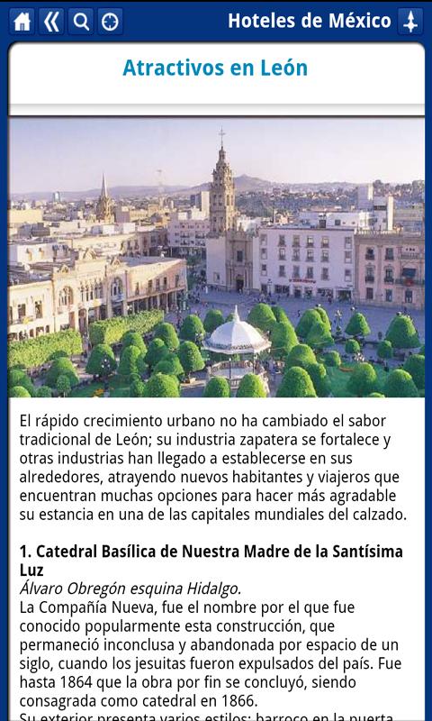 Hoteles de México- screenshot