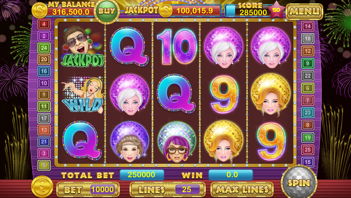 Slot Bonanza - FREE Slots - screenshot