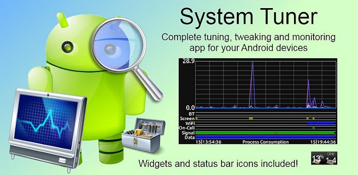 System Tuner Pro v2.4 for Android