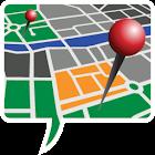 txt2map Free icon