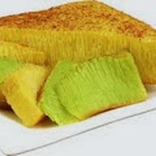 Bika Ambon Cake ( Kue Bingka Ambon )