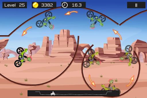 Top Bike - best physics bike stunt racing game 3.89 screenshots 3