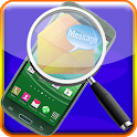 Zoom Calls and Messages icon