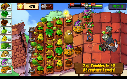 Plants vs. Zombies Screenshot 21