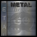 METAL THEME BRUSHED STEEL icon