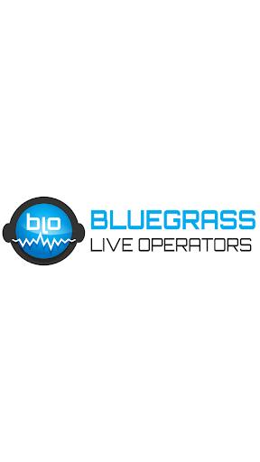 Bluegrass Live Operators