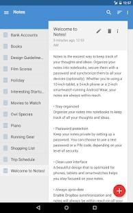 Notes- screenshot thumbnail
