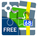 Locus Map Free - Outdoor GPS navigation and maps icon