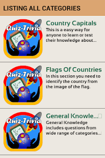 Country Capitals & Flags Quiz- screenshot thumbnail