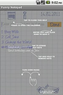 Funny Notepad- screenshot thumbnail