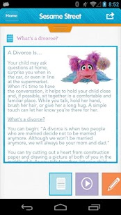 Sesame Street: Divorce - screenshot thumbnail