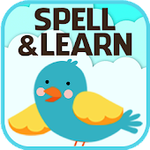 Kids Spell & Learn: Birds