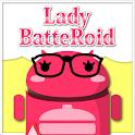 LadyBatteRoidArareglasses logo