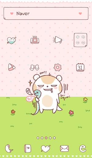 無料个人化Appのbongjyu dodol theme|記事Game