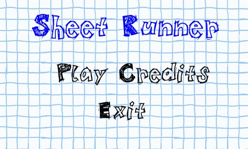 Sheet Runner