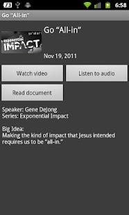 Keystone Community Church - screenshot thumbnail