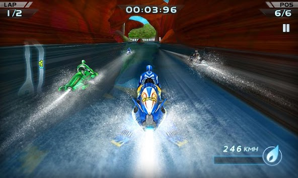 Powerboat Racing 3D APK screenshot thumbnail 3