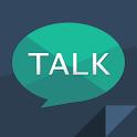 카카오톡 테마 - FLAT icon