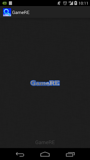 GameRE