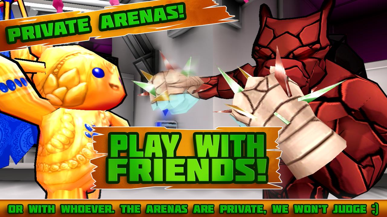Battle Bears Gold Multiplayer screenshot #5