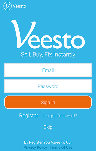 Veesto Sell Fix Instantly