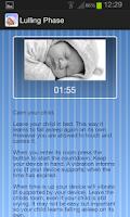 Screenshot of Sleep Well Through The Night
