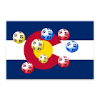 Colorado winning numbers icon