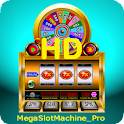Mega Slot Pro HD for Tablet logo