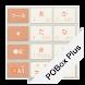 POBox Plusキセカエ Paper Orange