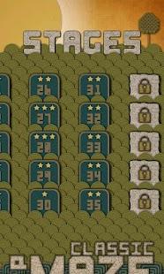 aMAZE CLASSIC - Maze Escape- screenshot thumbnail