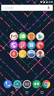 Click UI - Icon Pack Screenshot